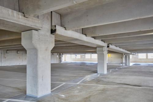 Downtown Kenosha Parking Structure
