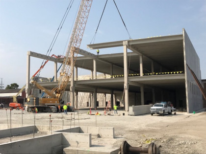 Precast Concrete's Offsite Construction Shortens Timelines and Saves Valuable Dollars