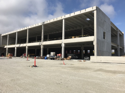 Prestressed and Precast Concrete Components Shorten Lead Times and Offer A Comprehensive Solution for Food Manufacturing Plant