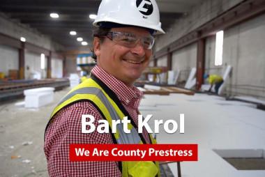 We Are County Prestress – Bart Krol