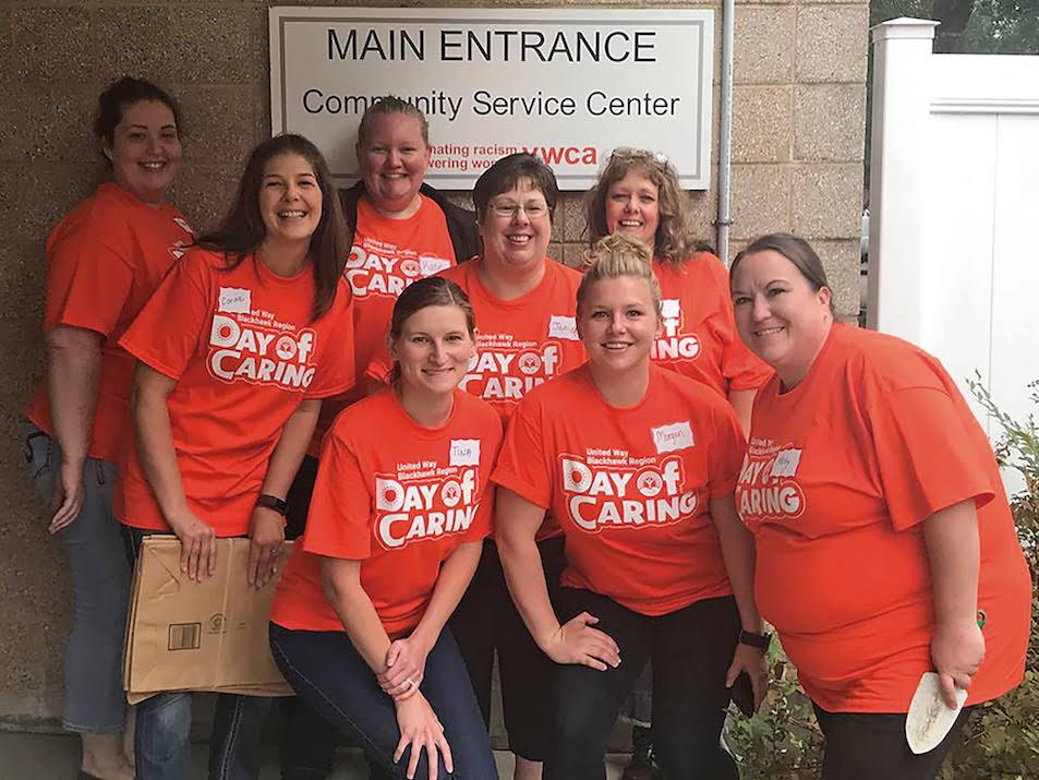County Prestress Partners with YWCA of Rock County to Help Survivors Transition to Life Without Violence