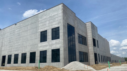 Achieve Energy Efficiency with County Prestress' Insulated Sandwich Walls